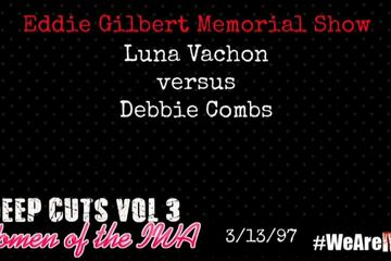 Iwa mid south girls vol 1 1