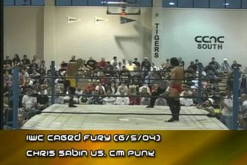 Iwc best of chris sabin 2