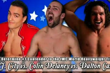 Iwc best of dalton castle vol2 2